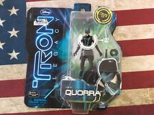 2010 Spin Masters Tron Legacy 4 Inch Quorra Action Figure New Shelf Wear!