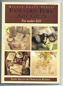 Folk Art - Fabulous Folk Art Gifts for under $20