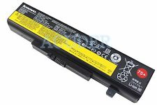 Genuine 75+ Lenovo  IdeaPad battery Y480 Y580 V480 V580 G480 G580 L11M6Y01 E430