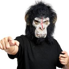 Ape Gorilla Monkey Mask terror Masquerade Bar Halloween Haunted House Scary