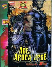AGE OF APOCALYPSE #s 1 2 3 4 5 6 + BONUS,   X-MEN, AOA