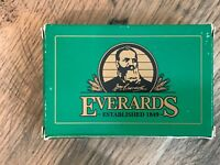 Vintage Everards Brewery Leicester Leicestershire Playing Cards Sealed