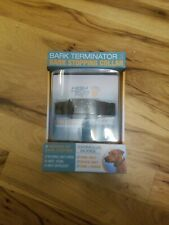 High Tech Pet Bark Terminator 3 Bark Stopping Collar for dogs over 5 lbs