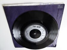 """THE WHO  LET'S SEE ACTION  7"""" SINGLE RECORD 1971"""