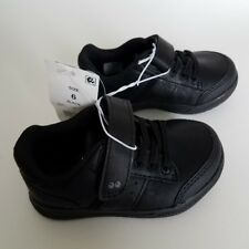 STRIDE RITE SURPRIZE Black Shoes - Sneakers - TODDLER SIZE 6 / NWT