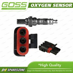 Goss Oxygen Sensor for Holden Calibra YE 2.0L 4Cyl Vectra JR JS 2.5L V6
