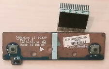 TOSHIBA SATELLITE L670/L675 TOUCHPAD MOUSE BUTTON BOARD LS-6042P