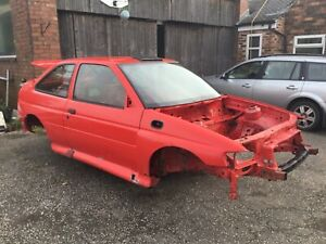 Ford Escort Cosworth 909 rally shell