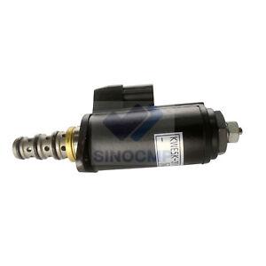 SK200-8 Solenoid Valve YN35V00051F1 KWE5K-31/G24YB50 For Kobelco, 3 month warrty