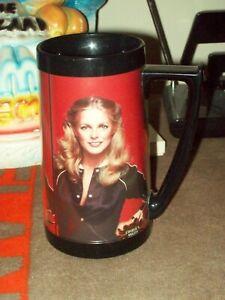 Charlies Angels Cheryl Ladd Thermo Mug with Handle-Rare