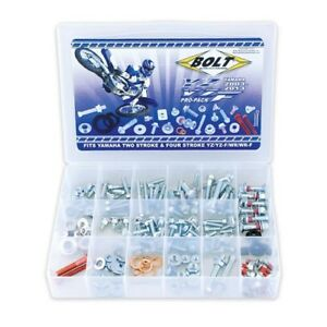 02-18 Yamaha YZ/YZ-F/WR/WR-F Pro Pack Factory Kit Bolts Nuts Screws Washers