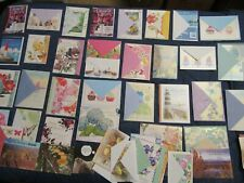 50 FIFTY NEW HAPPY BIRTHDAY GREETING CARD CARDS With The ENVELOPES!!