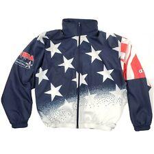 Vintage 1996 Champion Dream Team II 2 USA Basketball Olympic Atlanta Jacket XL