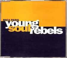Mica Paris - Young Soul Rebels - CDM - 1991 - Electronic Funk Soul 3TR