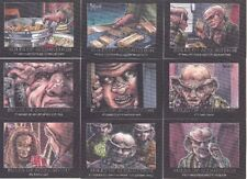 Star Trek Deep Space Nine Heroes & Villains Rules Of Acquisition Set Of 36 Cards