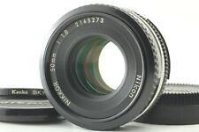 【Top Mint】Nikon Ai-s Nikkor 50mm f1.8 Pancake Lens from JAPAN