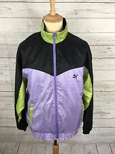 Mens PUMA Retro Shell Track Top - Large - Great Condition