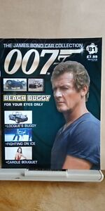 James Bond 007 Car Collection Magazine No 81