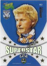 2010 Select NRL Champions Superstar Gem (MG2) Ben HANNANT Bulldogs
