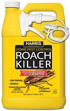 Harris Roach Killer Liquid Spray with Odorless & Non Staining 12 Month Extend
