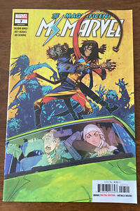 The Magnificent Ms. Marvel #7 Marvel VF/NM Comics Book