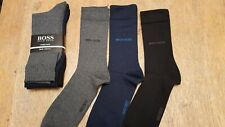 Hugo Boss Mens Designer Socks Pack of 3