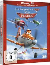 PLANES (Walt Disney) Blu-ray 3D + Blu-ray Disc im Schuber