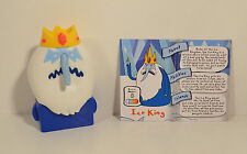 "RARE 2016 Ice King 3"" McDonald's Europe Action Figure Adventure Time"