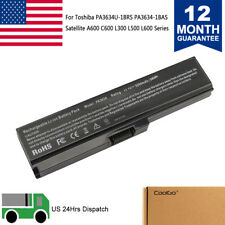 Battery For Toshiba Satellite A665-S6086 L645D-S4036 A665-S6086 A665-S6088 M330