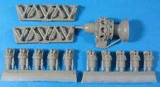 Vector Resin 1/32 scale Bristol Pegasus Engine for model kits - VEC32-011
