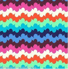 Amy Butler - Organic Stripe - Midnight, cotton quilting fabric