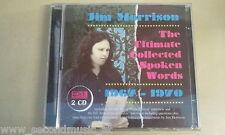 CD--JIM MORRISON--THE ULTIMATE CELLECTED SPOKEN WORDS-1967-1970-2CD -ALBUM