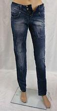 ★ AJC by Arizona ★ 32  Jeans blue used ~ niedrige Bundhöhe  ~ NEU