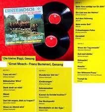 2LP Ernst Mosch & Original Egerländer Musikanten: Wenn der Tag erwacht
