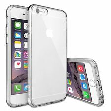 Terrapin Full Crystal Clear TPU GEL Case Cover for Apple iPhone 6 4 7 Inch