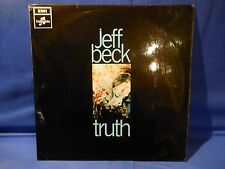JEFF BECK TRUTH ORIG UK COLUMBIA 1S PRESS SCX 6293 EXC+