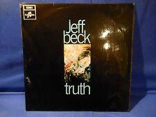 JEFF BECK TRUTH ORIG UK COLUMBIA 1S PRESS SCX 6293 EXC+