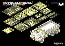◆ Voyager PE35648 1/35 Modern US M1083 FMTV Armor CaB Basic For TRUMPETER 01008