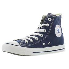 Converse All Star Hi Mens Womens Ladies Classic Hi Top Boots Trainers Blue 4-13