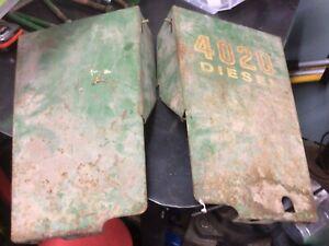 John Deere 4020 side shields