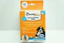 ThunderEase Dog Calming Pheromone Diffuser Refill - Relieve Separation Anxiety,