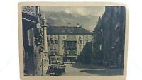 Vintage Postcard Innsbruck Austria Herzog-Friedrich Strasse mit Goldenem Dachl
