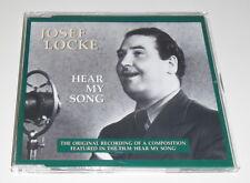 JOSEF LOCKE - HEAR MY SONG - 1992 UK 4 TRACK CD SINGLE