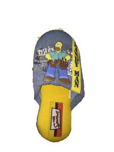 Chaussons Homer Simpson Handy Homme Ciabatte Garçon 10563