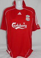 Adidas FC Liverpool Gr. XL Saison 2006 / 08 TOP ZUSTAND