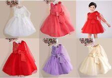 Polyester Short Sleeve & Formal Dresses for Bridesmaids
