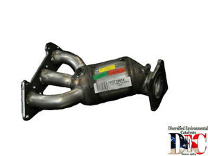 Exhaust Manifold And Converter Assy   DEC Catalytic Converters   VO73597A