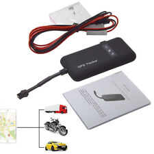 Car TK110 Quad band GSM GPRS GPS Tracker Support web, SMS and Google map link