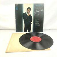 Johnny Mathis Romantically Vinyl LP Record Columbia Records CL2098