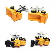 3D conjunto de gemelos Camión & Excavadora Caterpillar pesado transporte jcb PSN165/163